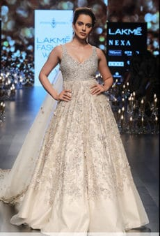 Bollywood replica gowns and dress