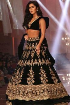 Bollywood Replica Bridal Lehenga Designer