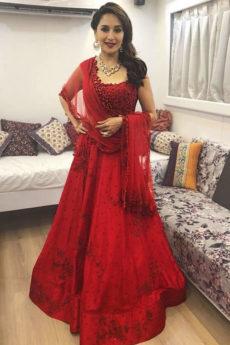 Bollywood Replica Engagement dress