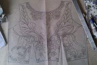 zari fbd 1 khaka design